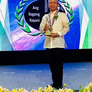 UE CEng'g Caloocan Grad is 2018 Bagong Bayani Awardee!