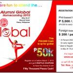 UE Go Global, an Alumni Homecoming 2012