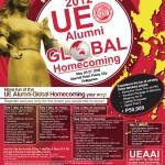 UE Global Alumni Homecoming 2012