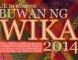 UE to observe Buwan ng Wika 2014