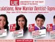 UE Has Four New Dentistry Topnotchers!
