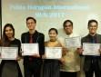 UE AB International Studies Delegates Bag Major Awards at Int'l Conference