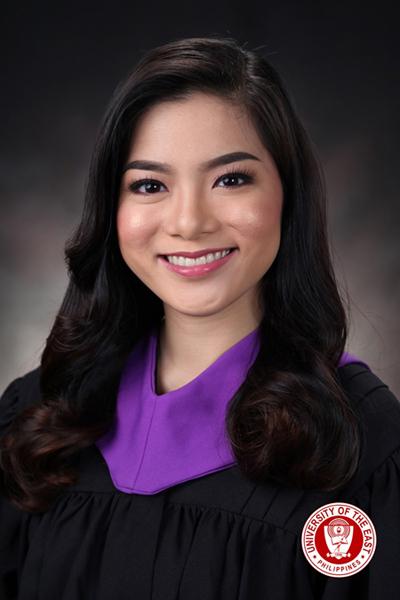 Dr. Bettina Angela U. Lesaca, 8th Place, , May 2019 Dentist Licensure Exam