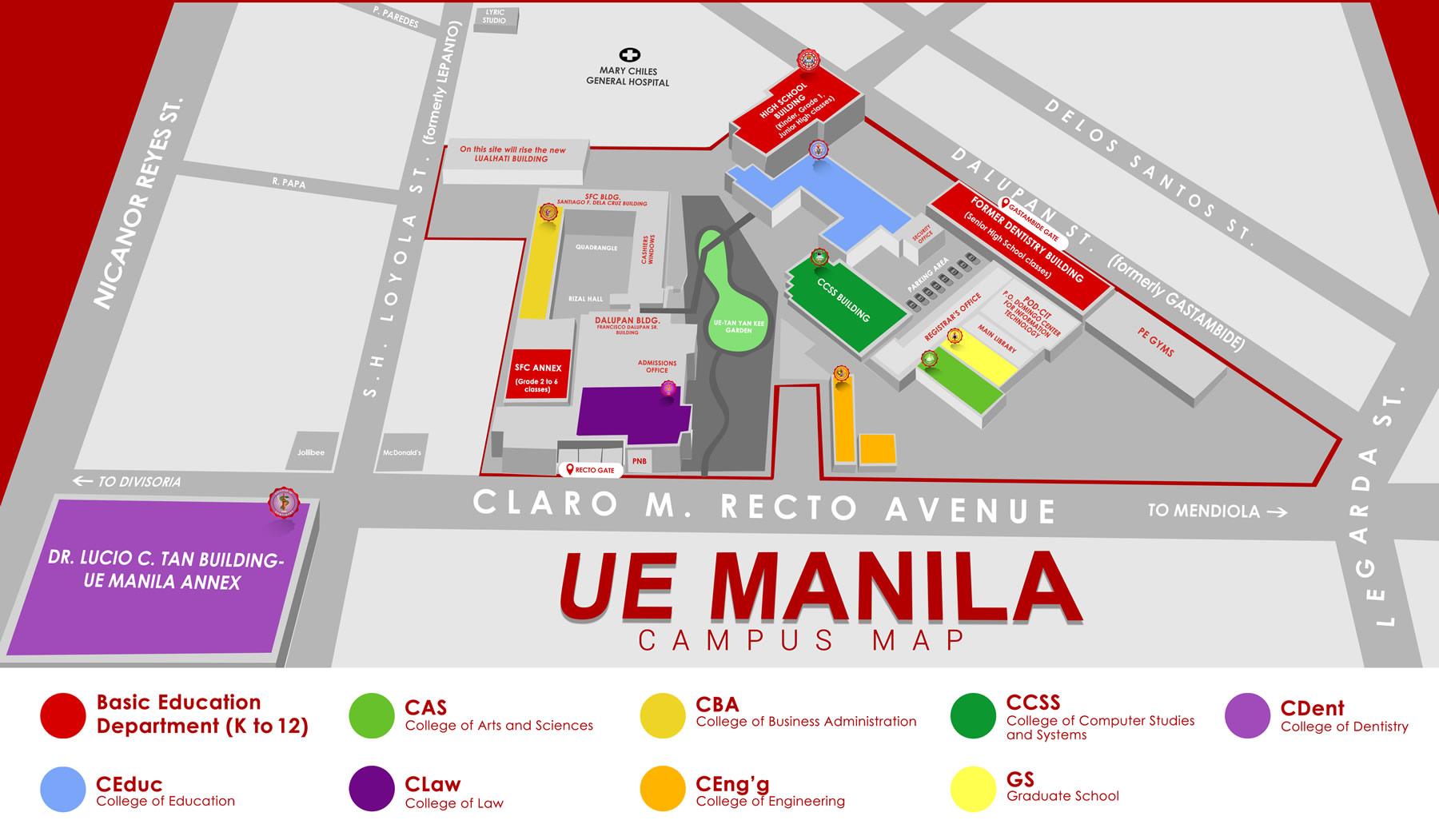 UE Manila