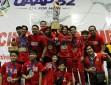 UE Boys' Fencing Team Earns UAAP 10-Peat!