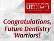 Congratulations, Future UE Dentistry Freshmen!