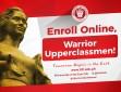 UE Upperclassmen Enrollment Begins
