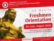 Missed the UE Manila Freshmen Orientation? Catch Its Re-run